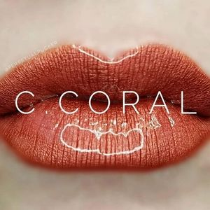 "SeneGence Makeup - RARE, Retired LipSense ""C. Coral"""